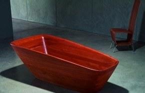 Wooden Bath de Palazzani Rubinetterie