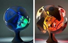 Stimuli 3 , una lámpara inteligente