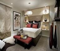 zen bedroom HGTV